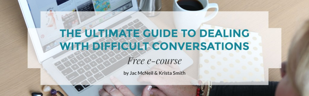 Ultimate Guide to Dealing with Difficult Client Conversations by KristaSmith.ca