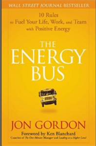 The Energy Bus, Recommended by Krista Smith ActivateHerAwesome.com