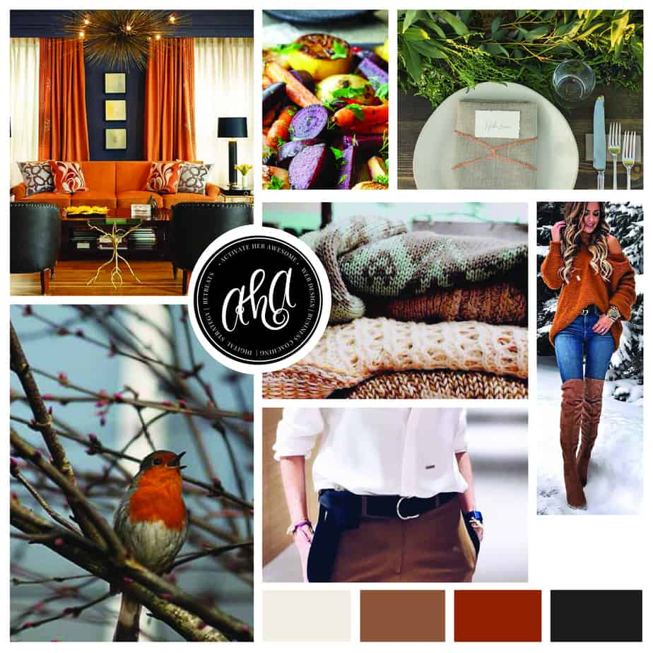 earthy elegance, via Krista Smith at ActivateHerAwesome.com
